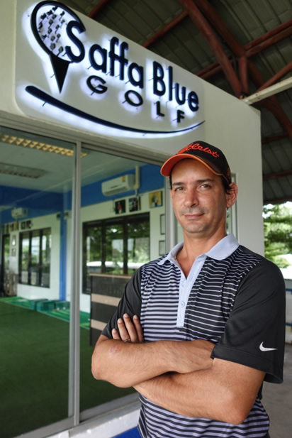 Head Golf Coach Koray Safak