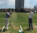Golf Driving Range Sukhumvit Bangkok