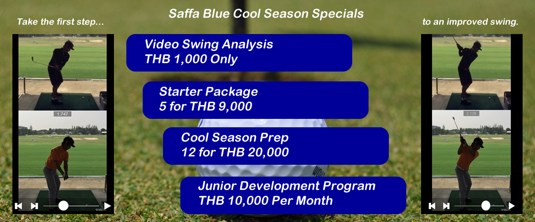 Golf Lesson Packages Bangkok