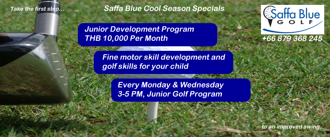 Golf Lessons for Junior Golfers Bangkok