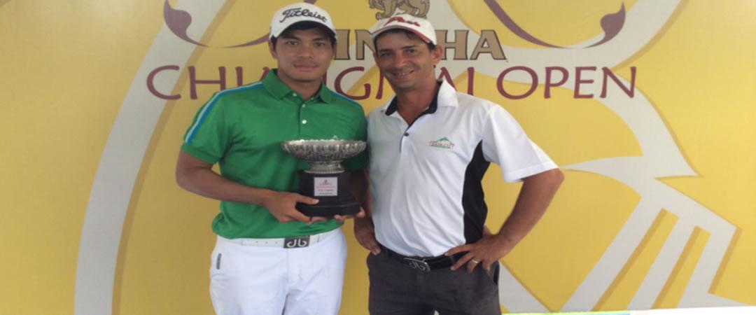 Golf Practice Lessons Thailand