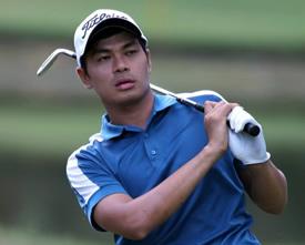 Ye Htet Aung Golf Swing Follow Through